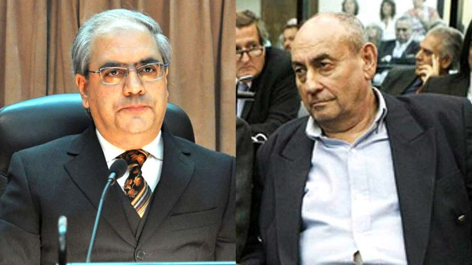 Juez Daniel Obligado y del represor de la Esma Capdevielle-20200506