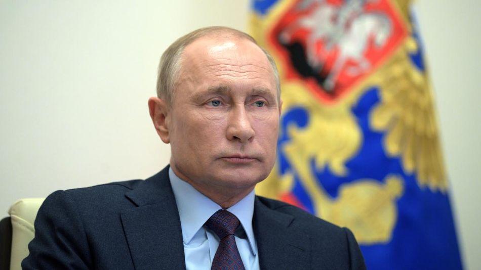 Vladimir Putin 20200506