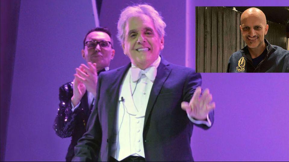 Gasalla se reunió con Guillermo Marín