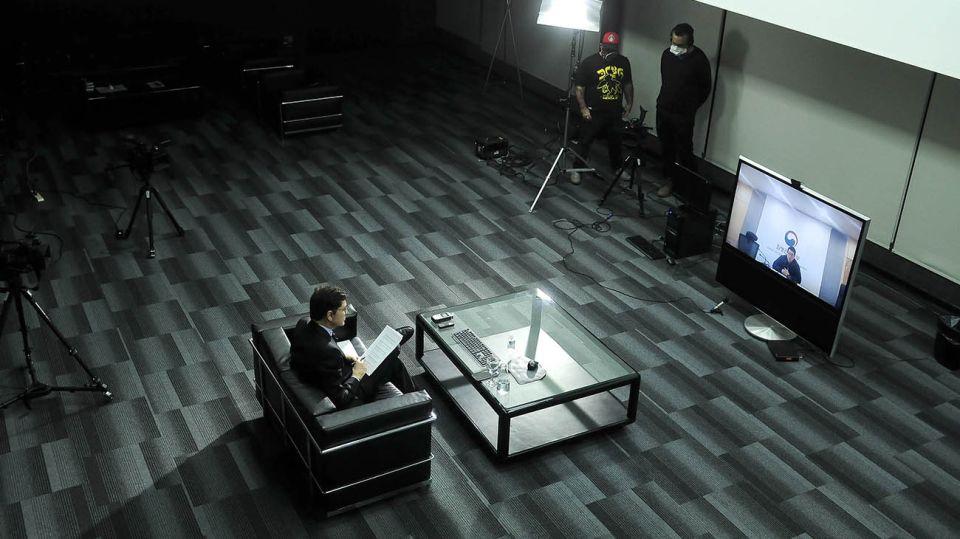 Bryan Inho Kim con Fontevecchia - 20200507