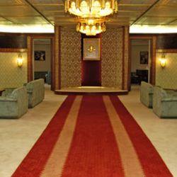 Uno de los salones del Al Said. Todo es un lujo.