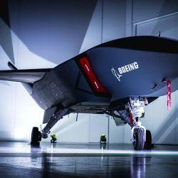 El Loyal Wingman es la primera de tres aeronaves no tripuladas del Airpower Teaming System.