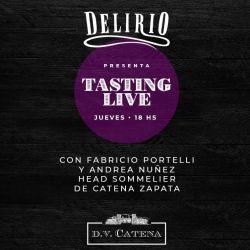 Delirio tasting live | Foto:Cedoc