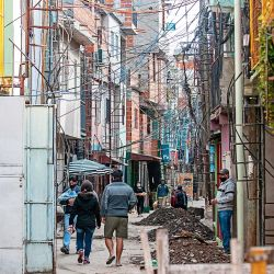 Es uno de los barrios que concentra más casos. | Foto:Cedoc