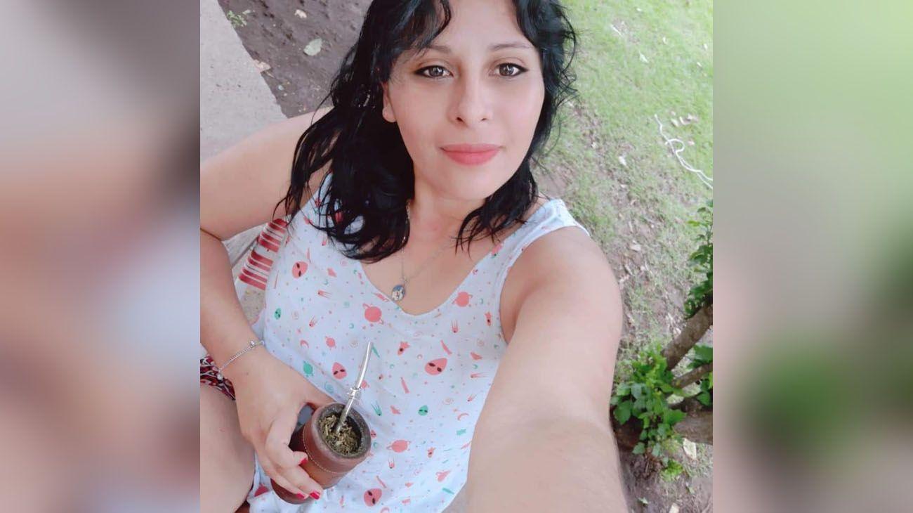 Lorena fue asesinada y enterrada en el fondo de su casa