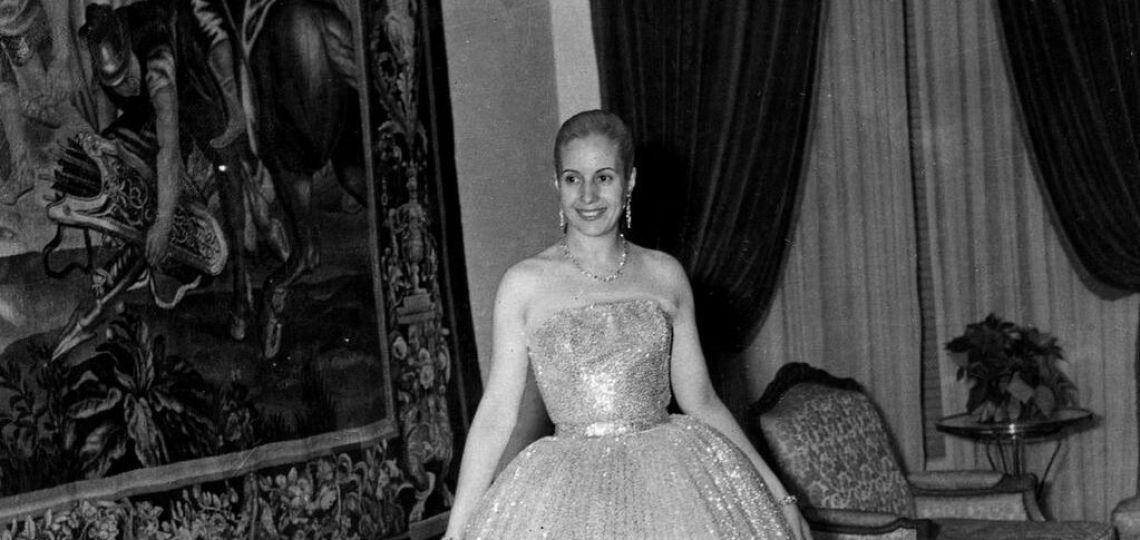 Los increíbles vestidos de Evita: la única reina según Dior