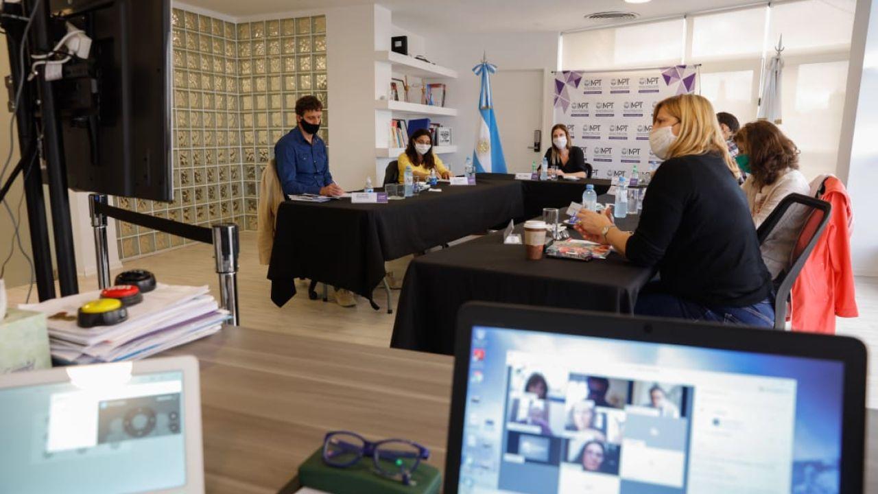Mesa de trabajo por la salud de niños, niñas y adolescentes | Foto:Gentileza MPT