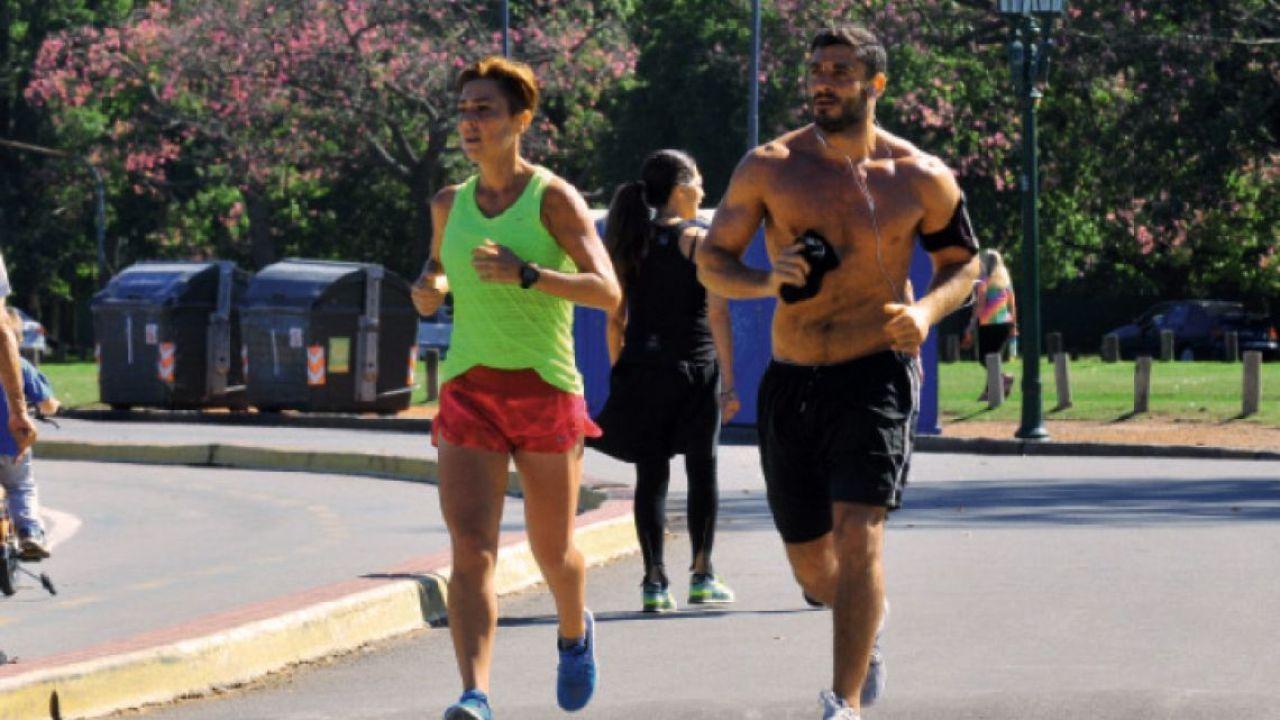 Runners en Palermo | Foto:cedoc