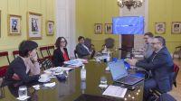 El Gabinete Económico se reunió 20200507
