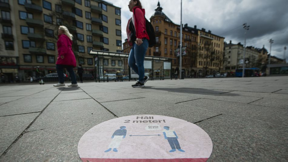 Suecia covid 20200507
