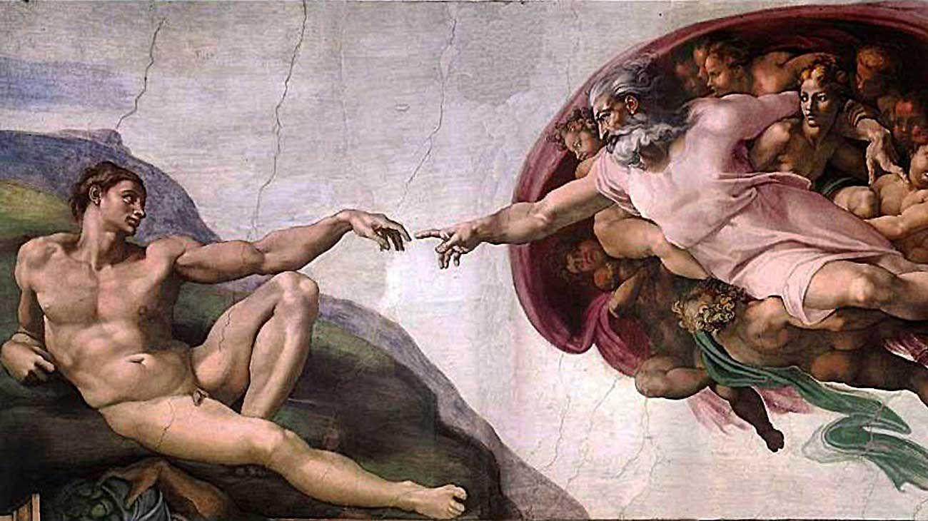 Creación. Los relatos bíblicos ofrecen una interpretación religiosa.