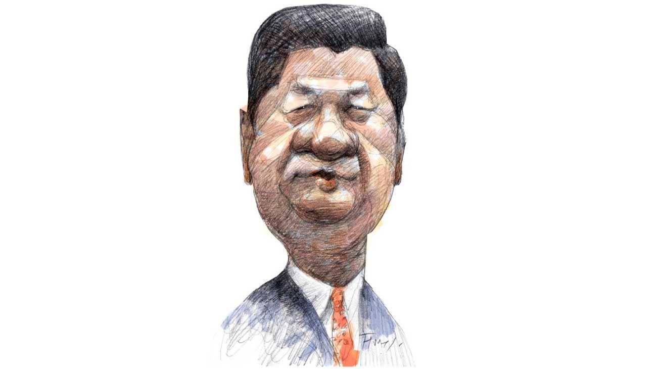 Príncipe rojo. Xi Jinping niega el relato de la Casa Blanca que responsabiliza a su país por el coronavirus.