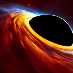 Aunque está a mil años luz de nuestro planeta, es el agujero negro más cercano a la Tierra.