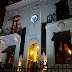 En una casona de Villa Urquiza se instaló en 2004 el Museo del Whisky.