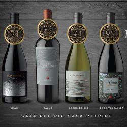 Casa Petrini, vinos de lugar