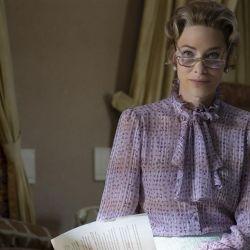 Un personaje ultra conservador para una de las mejores actrices del mundo.