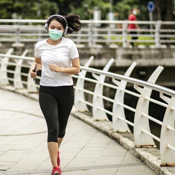 Weekend | Barbijo en la actividad física: ¿es necesario?