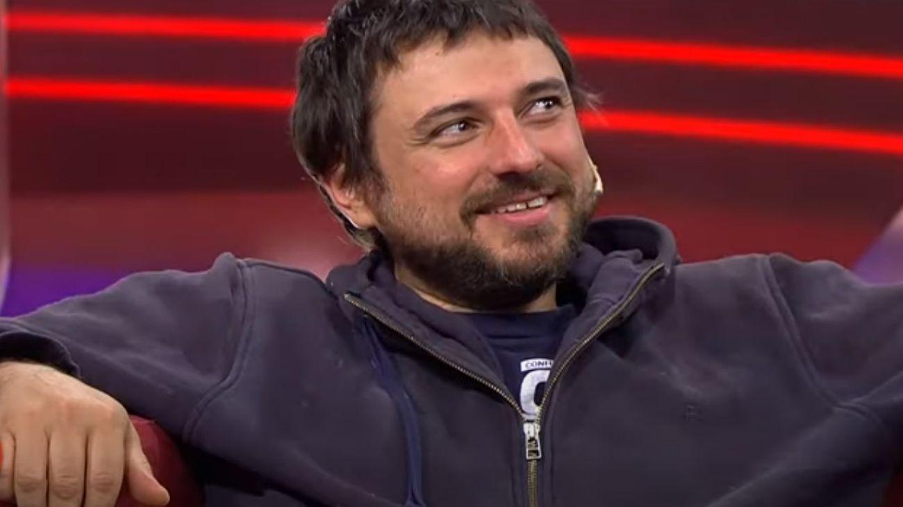 El dirigente de la CTEP, Juan Grabois.