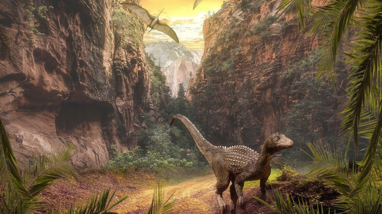 La última gran extinción eliminó a los dinosaurios del planeta.