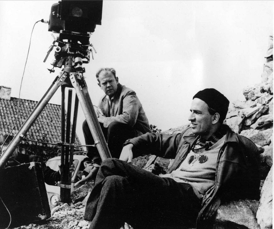 Diario de la peste   El cárdigan de Bergman