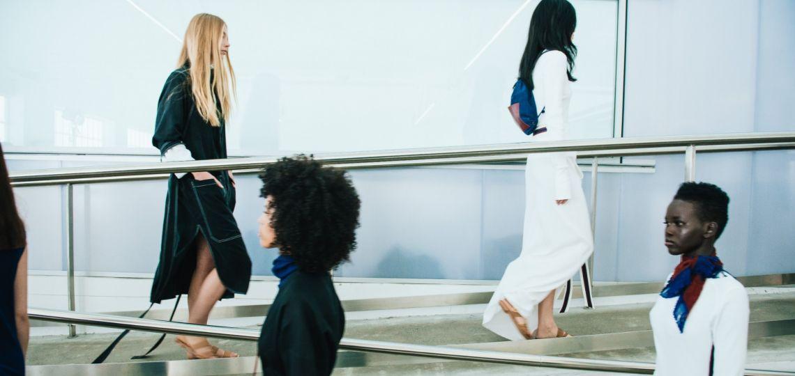 Pandemia: la industria de la moda predijo en sus colecciones el caos