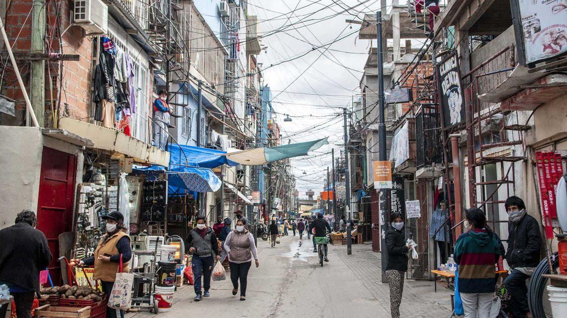 villa 31 comercios abiertos cuarentena coronavirus 06052020 | Foto:Juan Ferrari