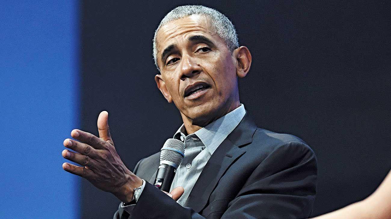 Obama lanzó duras críticas a Donald Trump