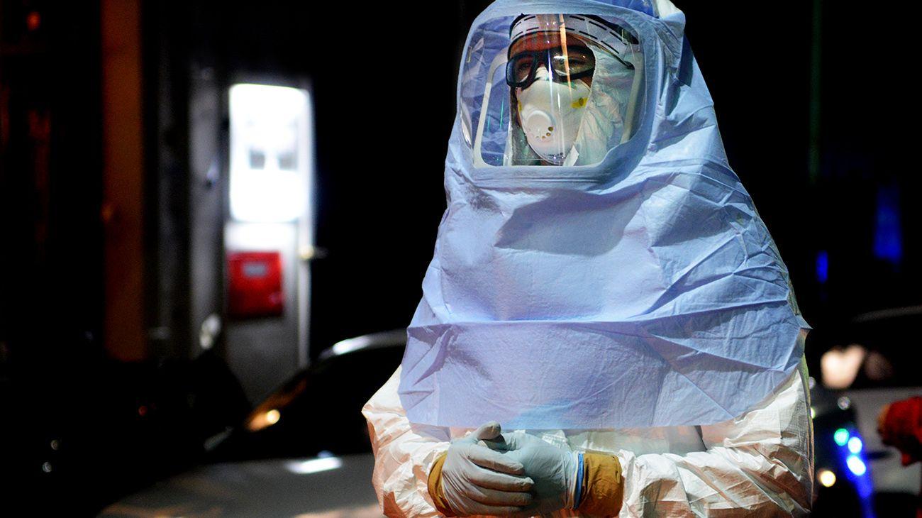 Coronavirus: se registraron 24 muertes en las últimas 24 horas