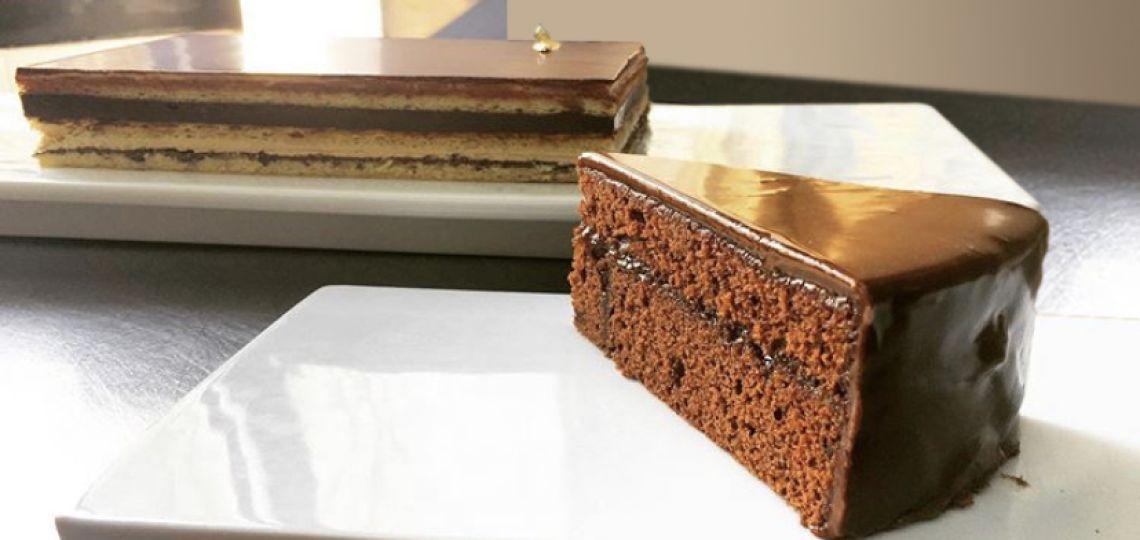La receta original y la historia de la tradicional torta Sacher