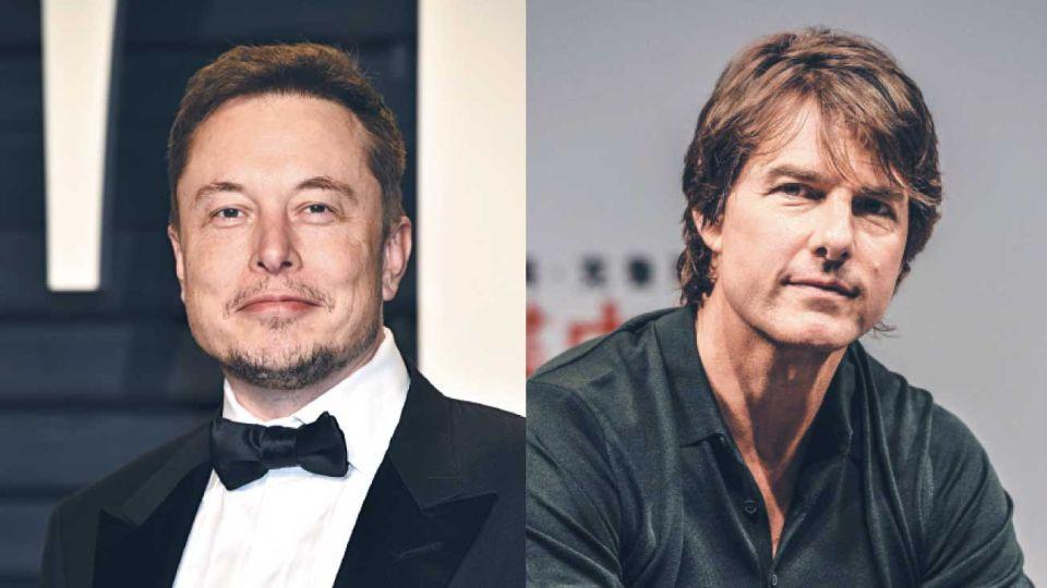 A la Luna. Musk compite asociado a la NASA para llegar en 2024 a la Luna. Cruise será el primer actor en filmar una película en la Space Station con astronautas, en órbita.