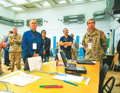 COE: El gobernador Schiaretti delegó poder de gestión al organismo creado para enfrentar la pandemia