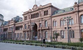 casa rosada coronavirus