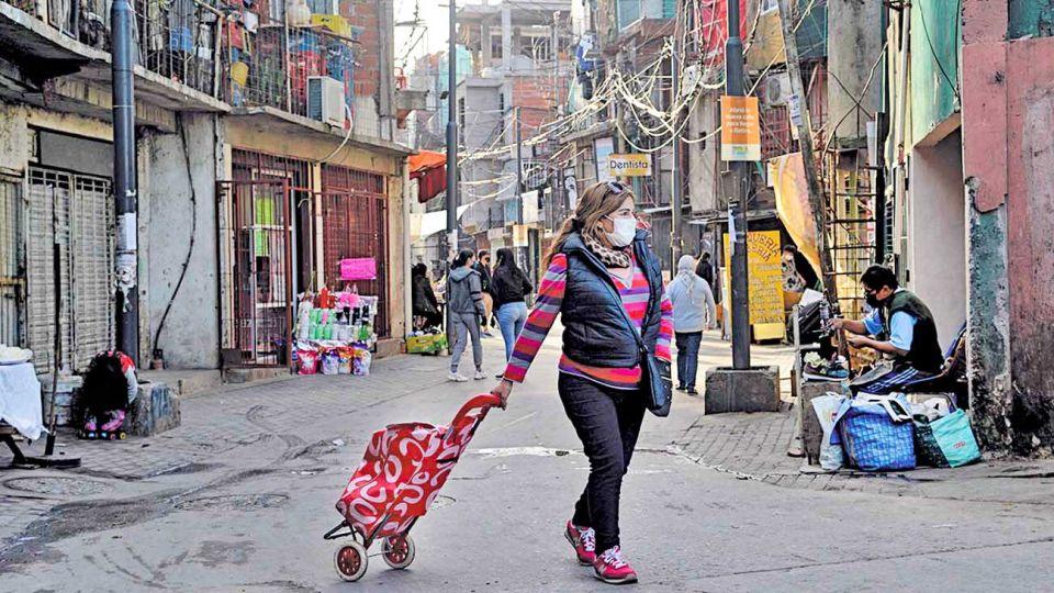 Prevención. En los barrios se aplica una política específica.