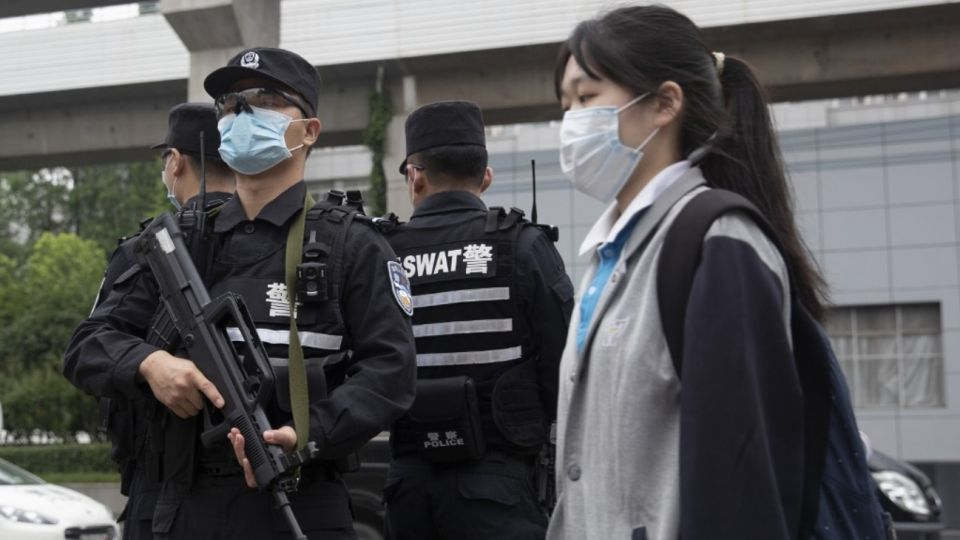 Wuhan fue la cuna de la pandemia en China.