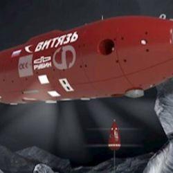 El submarino ruso Vitiaz es autónomo y se controla mediante inteligencia artificial.