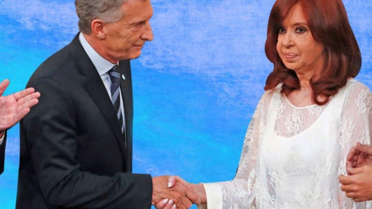Cristina Kirchner y Mauricio Macri | Foto:Cedoc