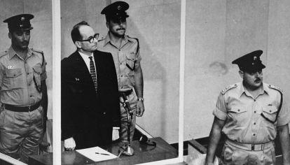 """Adolf Eichmann es considerado una de las mentes maestras de la """"solución final de la cuestión judía""""."""