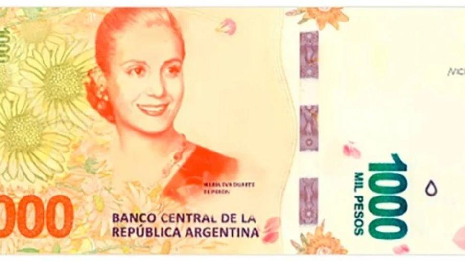 Billetes con imagenes femeninas 20200511