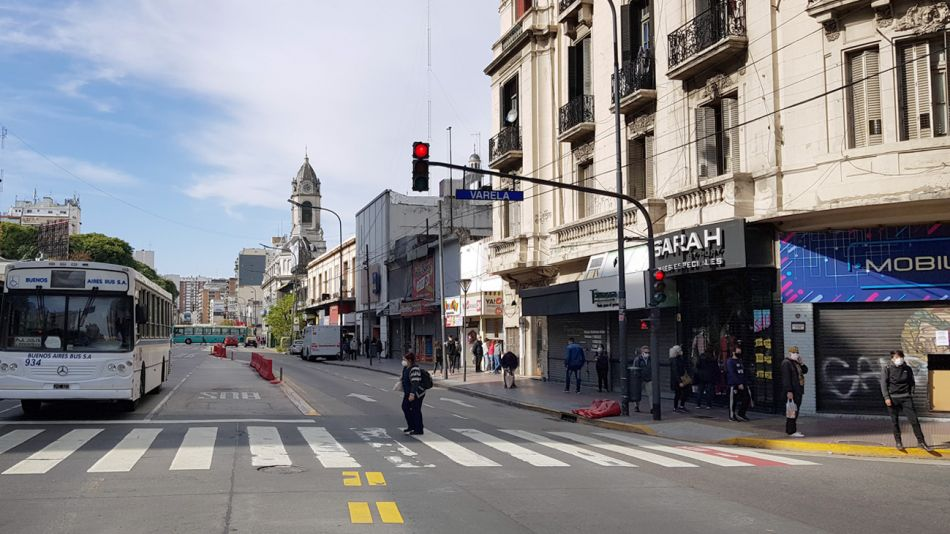 la ciudad en cuarentena hoy 20200511