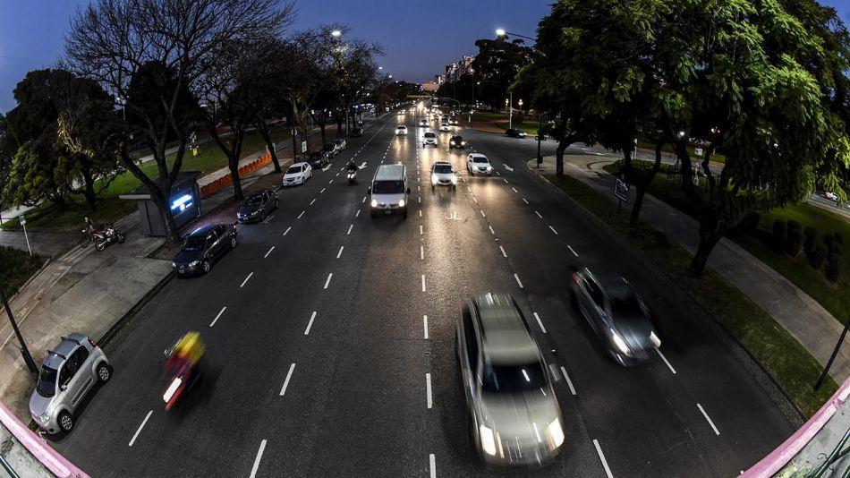 Nueva etapa de la cuarentena y más tránsito en la ciudad 20200511