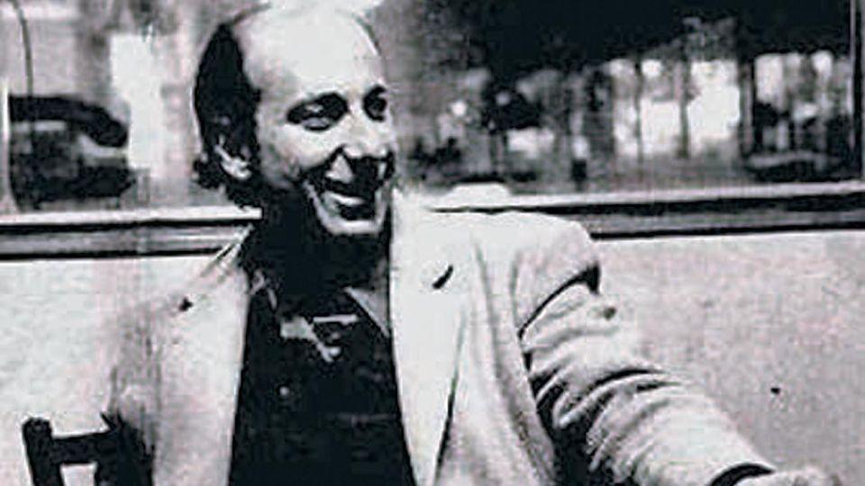 Haroldo Pedro Conti (Chacabuco, 1925 - secuestrado y desaparecido en Buenos Aires en 1976).