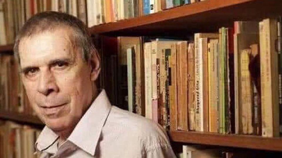 Sérgio Sant'Anna murió el domingo de coronavirus.