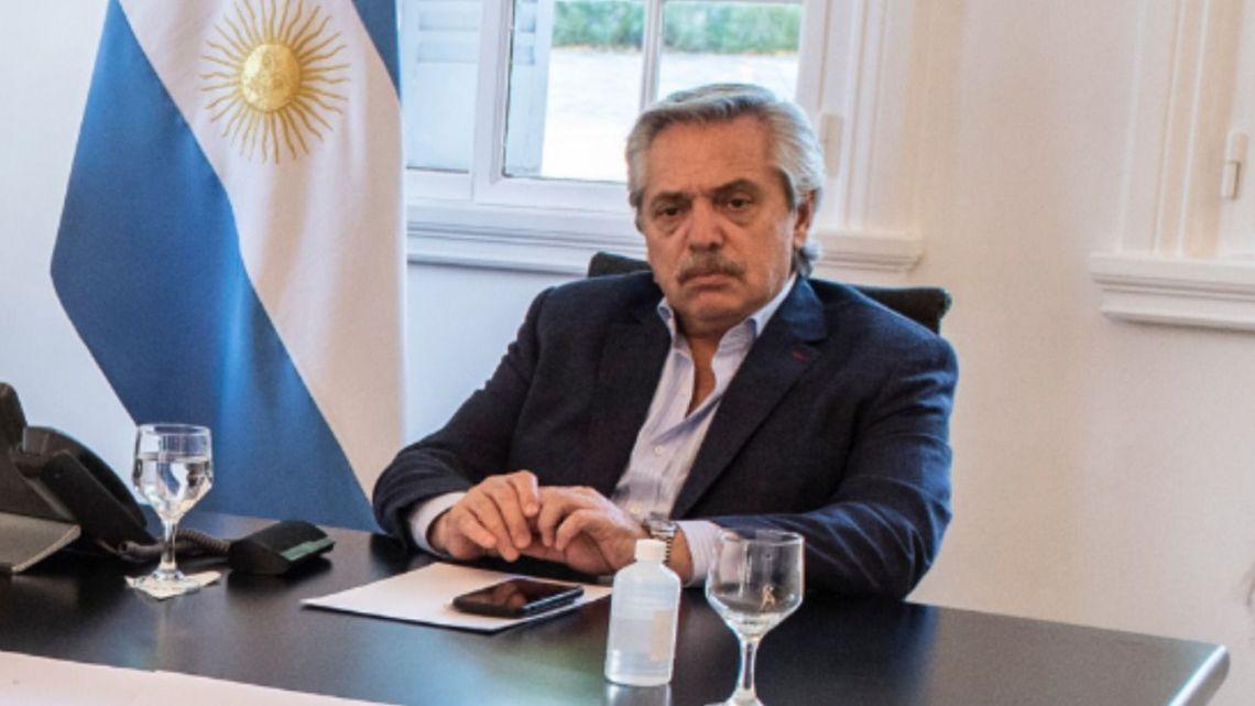 Encuesta: los jóvenes apoyan a Alberto Fernández, los mayores no tanto