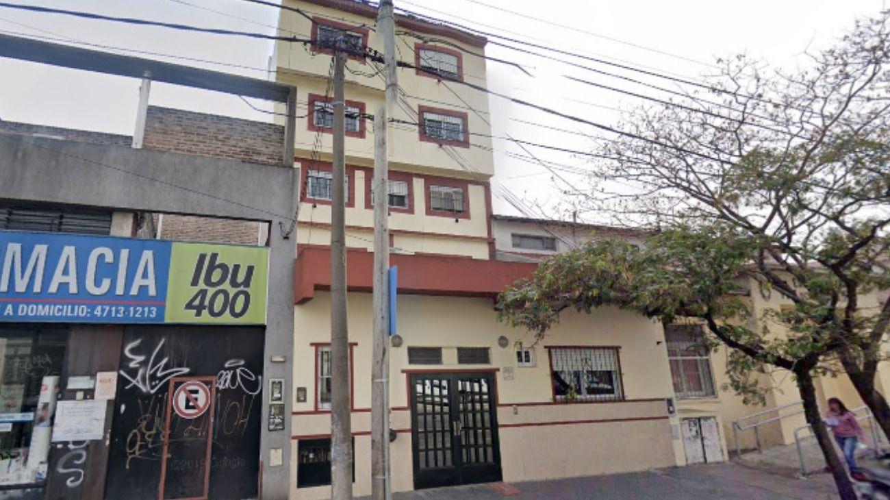 """El geriátrico """"El Amanecer"""" en Villa Lynch, San Martin"""