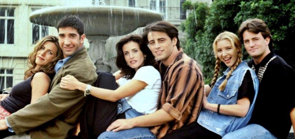 La nueva temporada de Friends ya tiene fecha de estreno