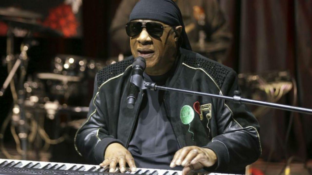 Stevie Wonder   Foto:Cedoc