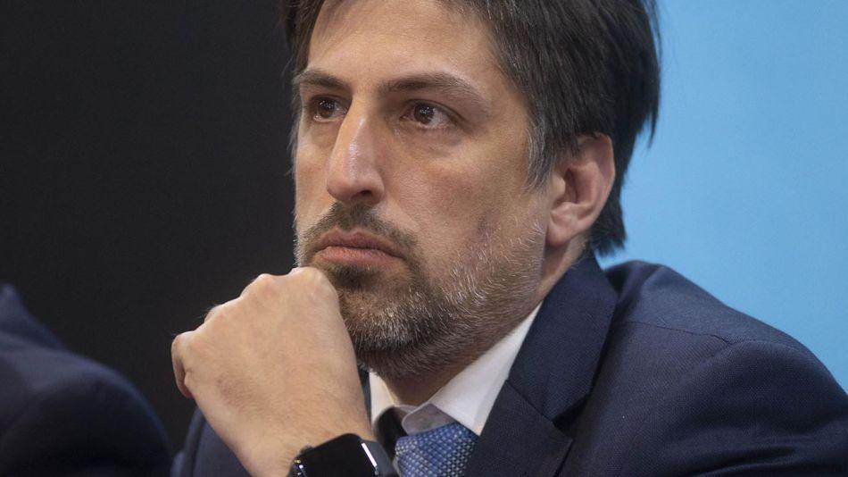 El ministro de Educacion, Nicolas Trotta 20200512