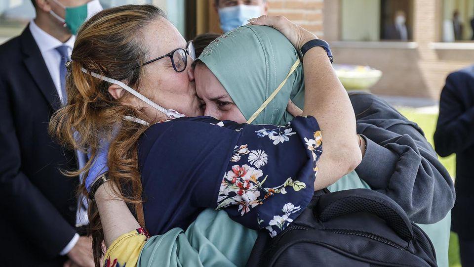 Silvia Romano, una italiana convertida al Islam en cautiverio