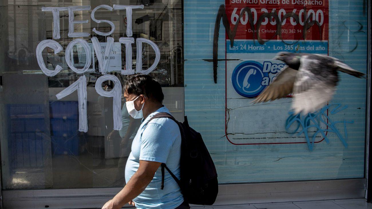 El país sufrió un fuerte rebrote del virus.