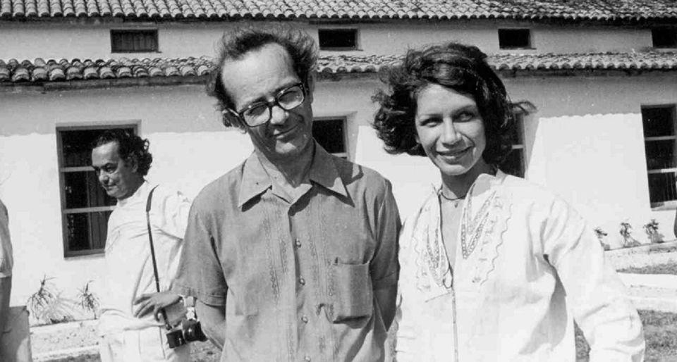Rodolfo Walsh y Lilia Ferreyra